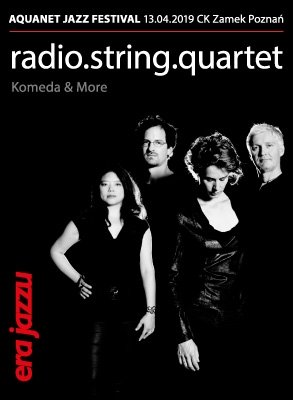 Radio String Quartet Era Jazzu 2019